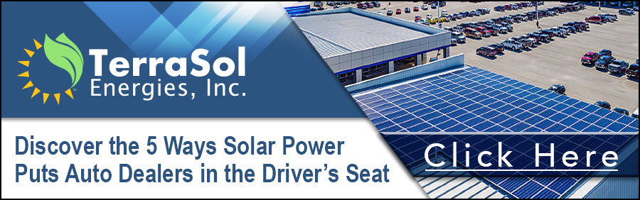 Download the 5 Ways Solar Power Puts Auto Dealers in the Driver's Seat
